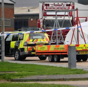 Murder probe in Britain