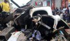 DR Congo plane crashes