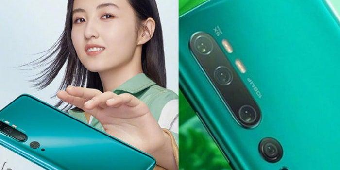 Xiaomi Smartphone 108 megapixel
