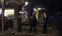 Shooting At Chicago Memorial