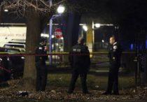 Shooting At Chicago Memorial