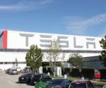 Tesla California factory