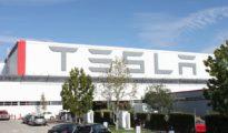 Tesla California factory