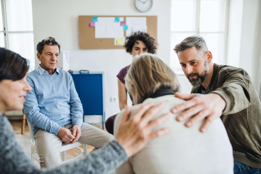 Rehab Centers in Addiction Recovery